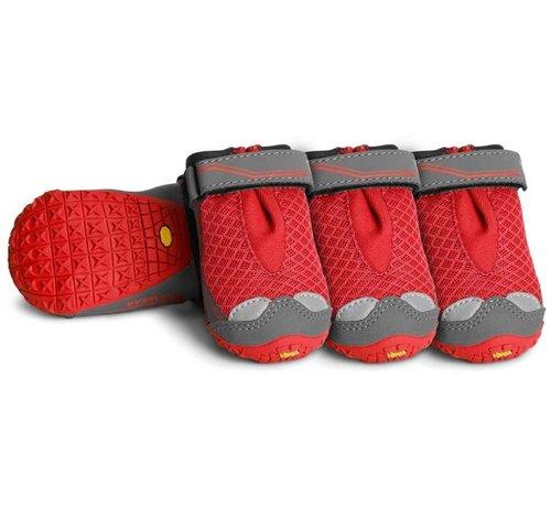 Ruffwear Dog Shoe Grip Trex Red