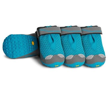 Ruffwear Dog Shoe Grip Trex Blue