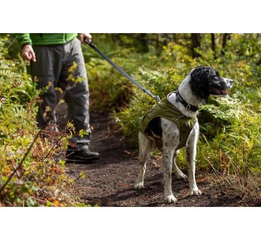Hondenjas Fuse Cedar Green