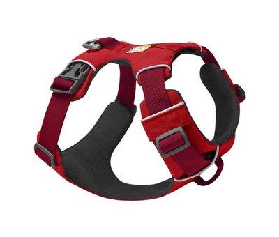 Ruffwear Hondentuig Front Range Red Sumac