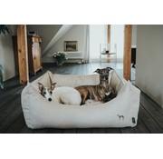 Hunter Dog Bed Livingstone Beige