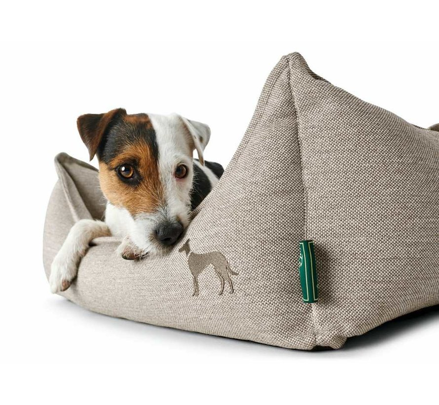 Hondenmand Livingstone Beige