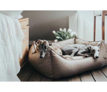 Hunter Hondenmand Livingstone Bruin