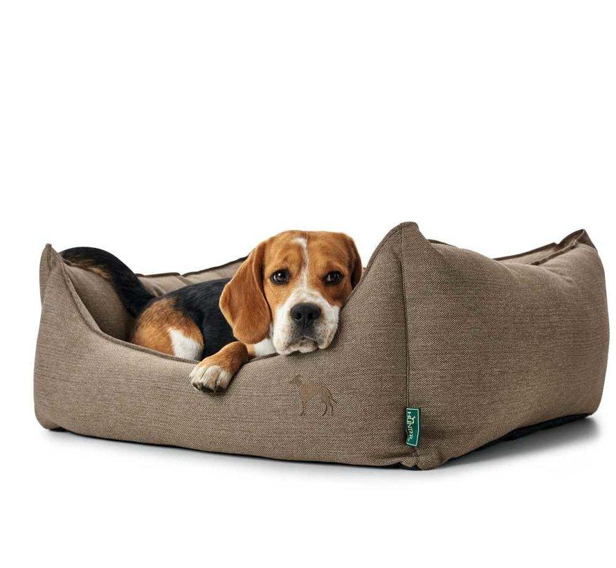 Dog Bed Livingstone Brown