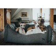 Hunter Dog Bed Livingstone Anthracite