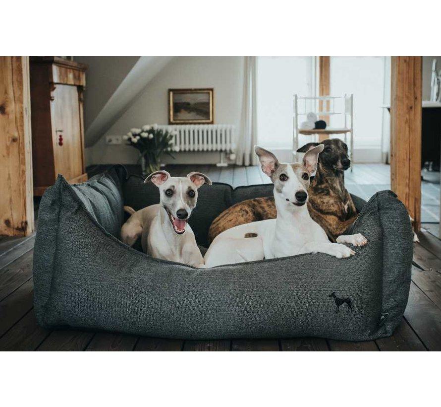Hondenmand Livingstone Antraciet