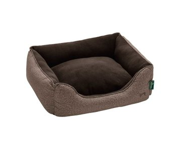 Hunter Dog Bed Boston Cozy Brown