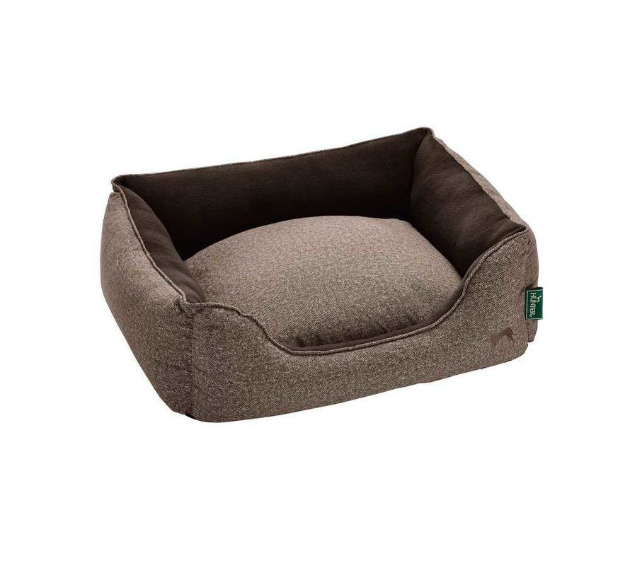 Dog Bed Boston Cozy Brown