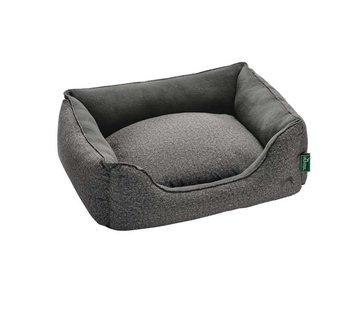 Hunter Dog Bed Boston Cozy Grey