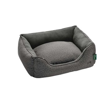 Hunter Dog Bed Boston Cozy Grey