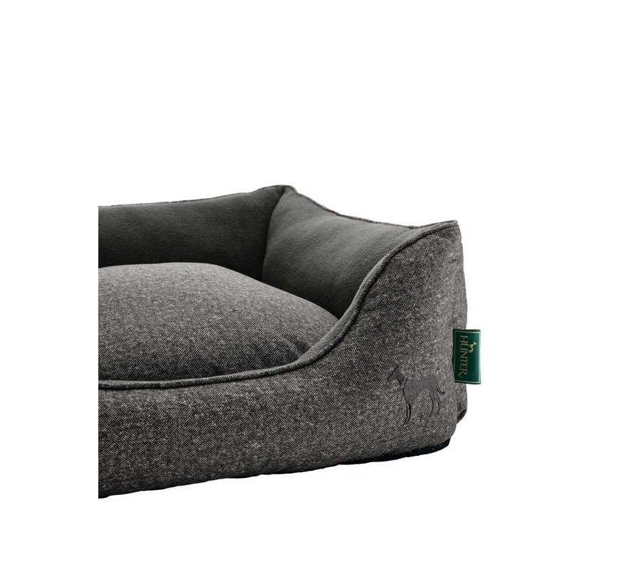 Dog Bed Boston Cozy Grey