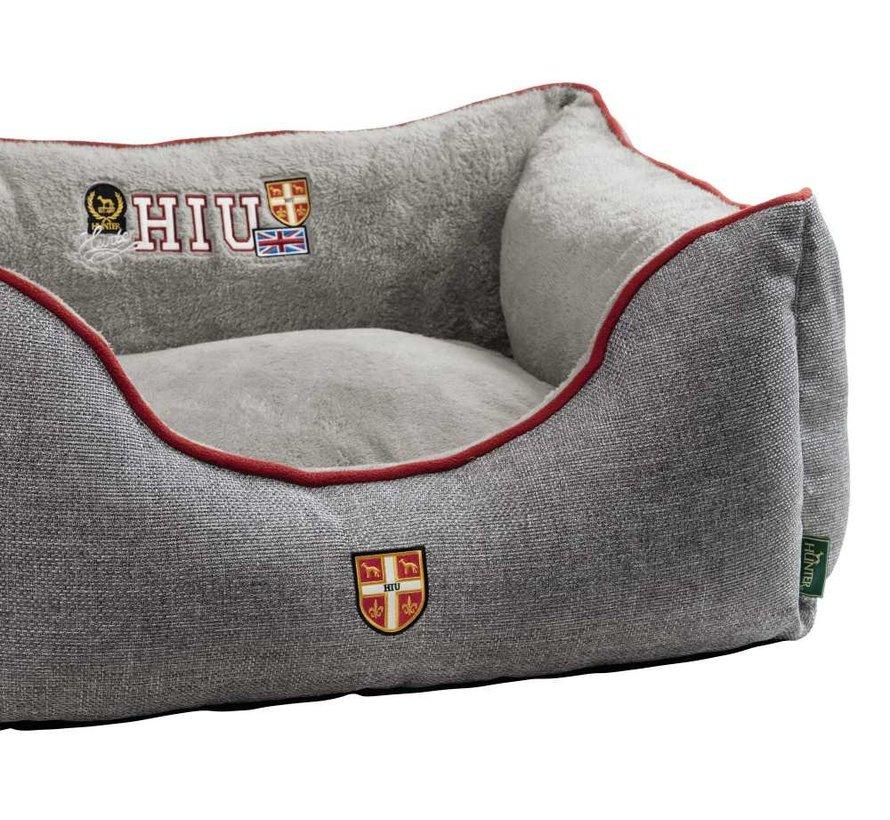 Dog Bed University Grey