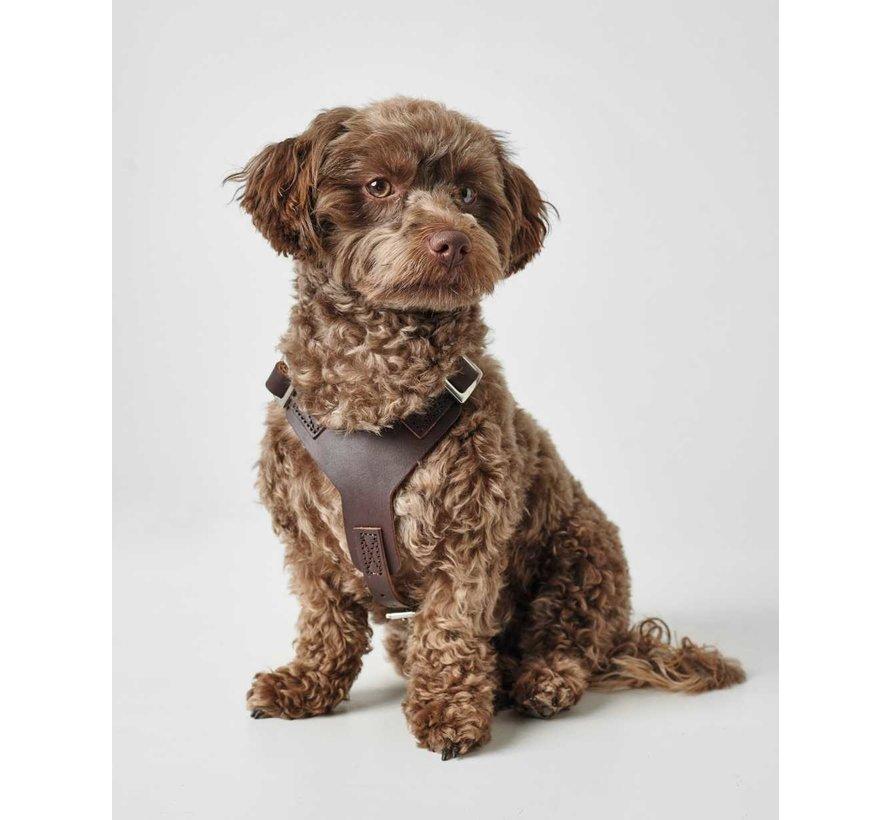 Dog Harness Aalborg Brown