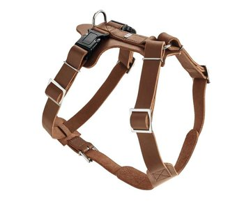 Hunter Dog Harness Aalborg Cognac