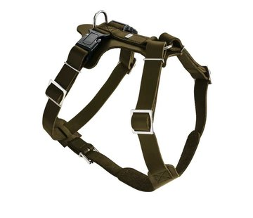 Hunter Dog Harness Aalborg Olive