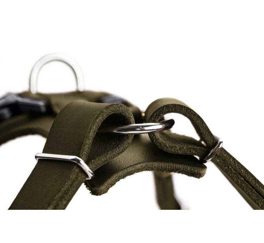 Dog Harness Aalborg Olive