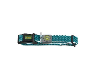 Hunter Dog Collar Hilo Vario Basic Turquoise