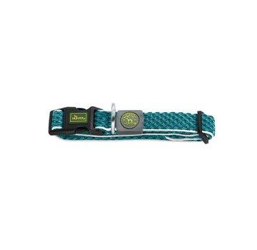 Hunter Hondenhalsband Hilo Vario Basic Turquoise