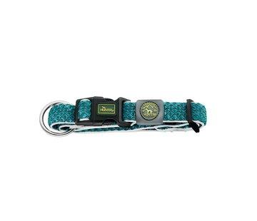 Hunter Dog Collar Hilo Vario Plus Turquoise