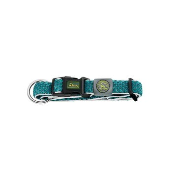 Hunter Hondenhalsband Hilo Vario Plus Turquoise