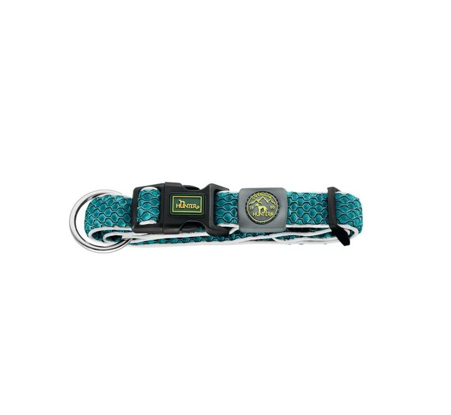 Hondenhalsband Hilo Vario Plus Turquoise