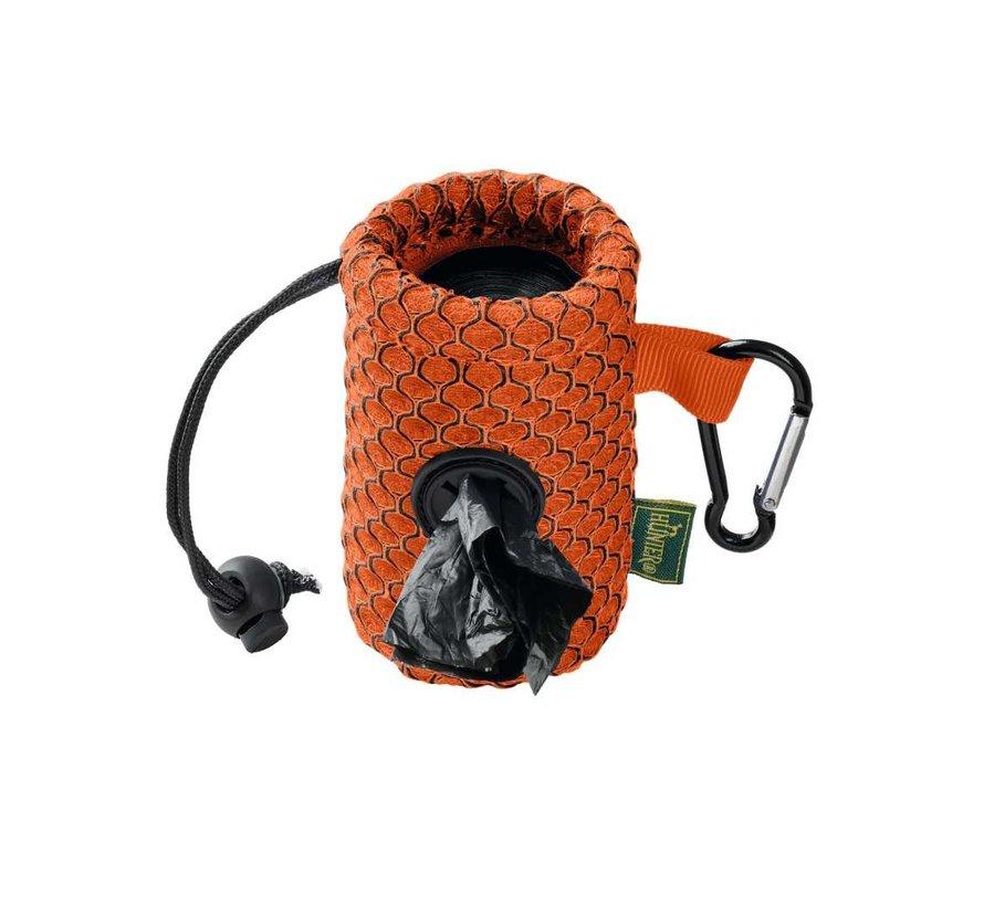 Poop Bag Dispenser Hilo Orange