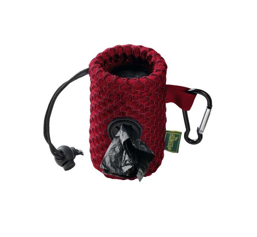 Poop Bag Dispenser Hilo Red
