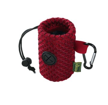 Hunter Poop Bag Dispenser Hilo Red