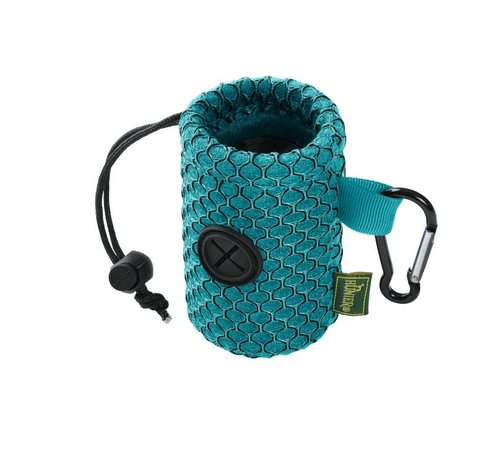 Hunter Poop Bag Dispenser Hilo Turquoise