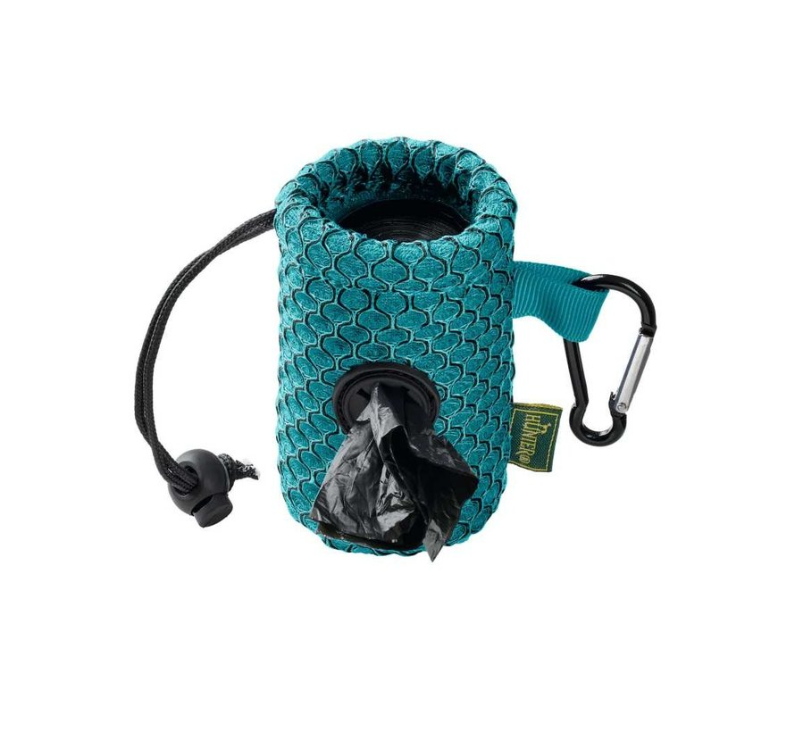 Poop Bag Dispenser Hilo Turquoise