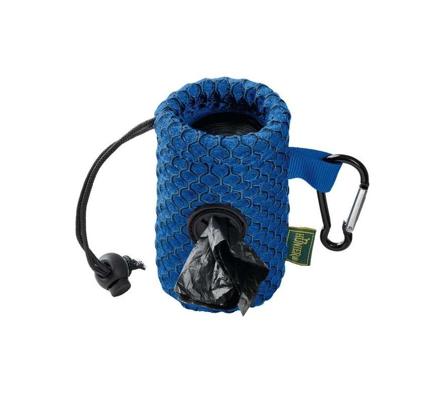 Poop Bag Dispenser Hilo Blue