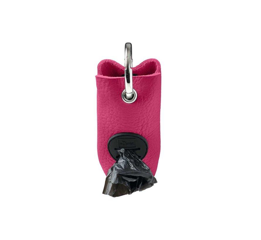 Poop Bag Dispenser Yuna Pink