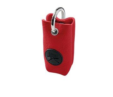 Hunter Poop Bag Dispenser Yuna Red