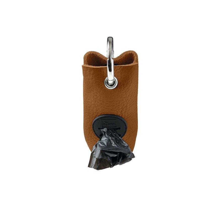 Poop Bag Dispenser Yuna Cognac