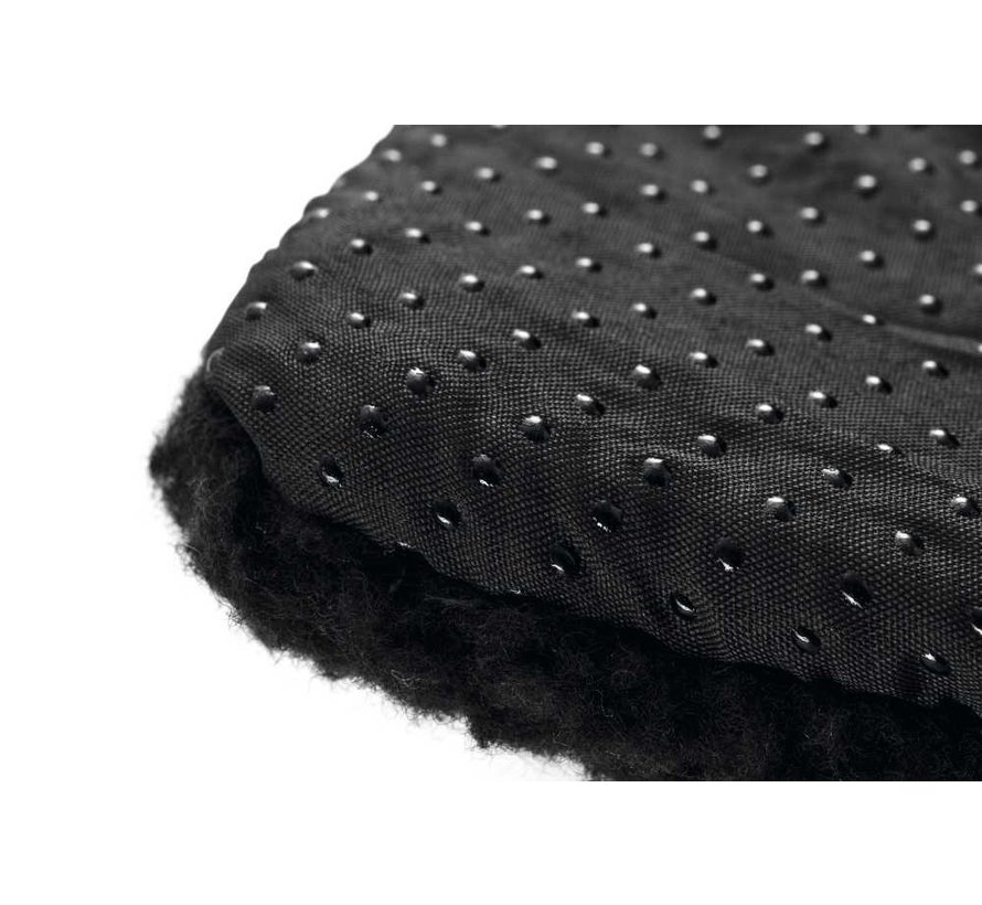 Dog Blanket Fluffy Black