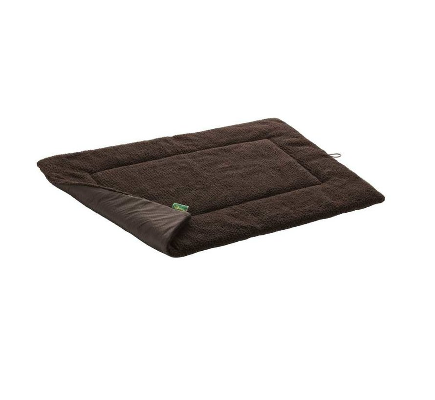 Dog Blanket Fluffy Brown