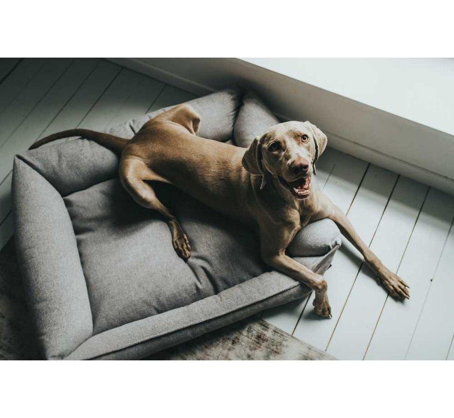 Hondenmand Prag Easy Clean Grijs