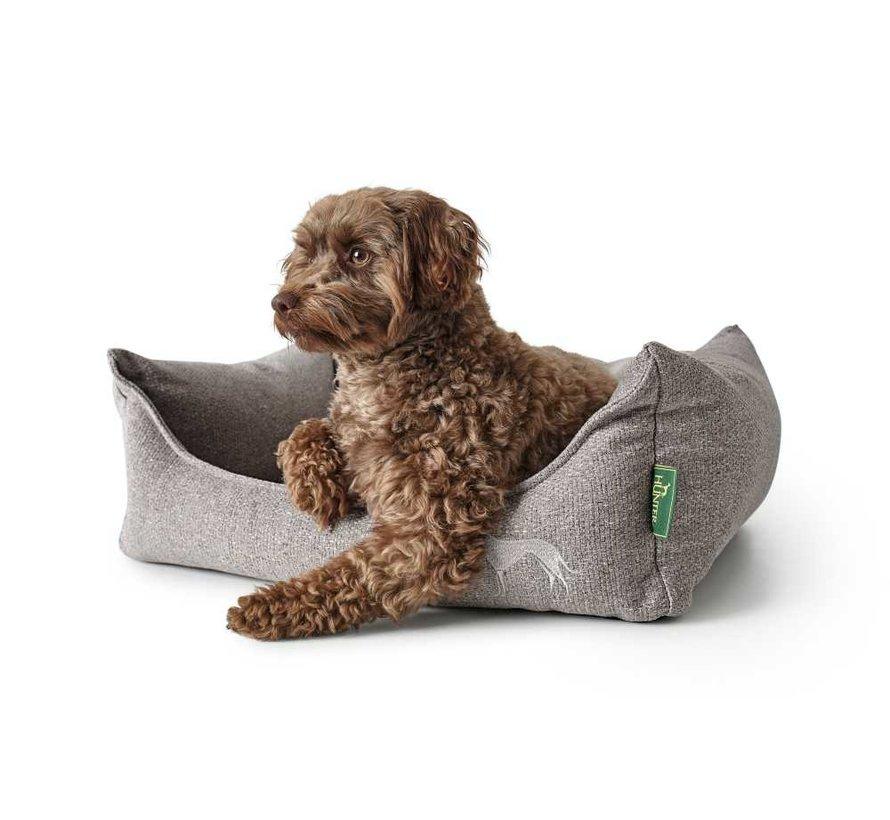 Dog Bed Prag Easy Clean Grey