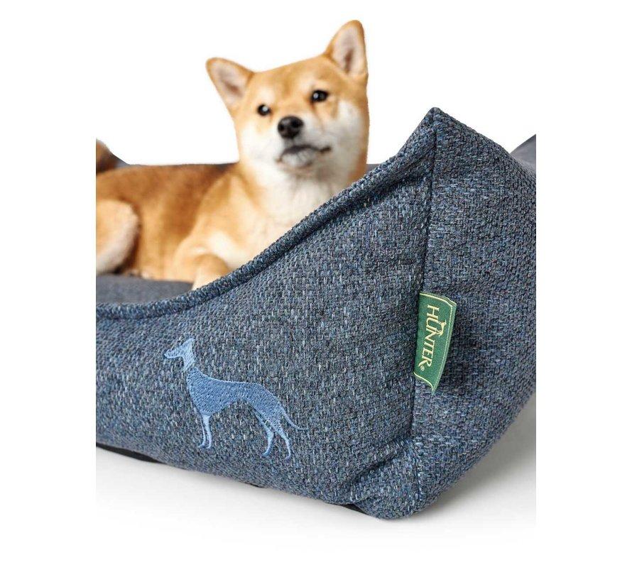 Dog Bed Prag Easy Clean Blue
