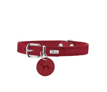 Hunter Dog Collar Aalborg Red