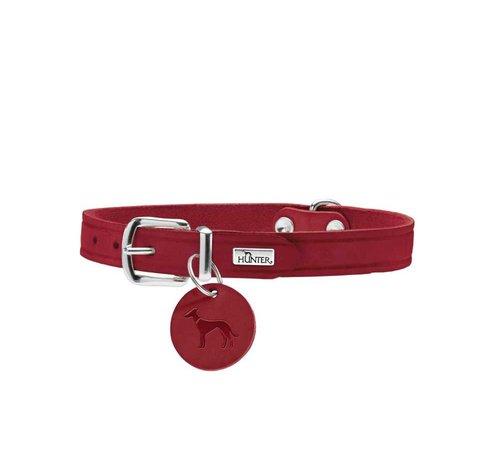 Hunter Dog Collar Aalborg Red