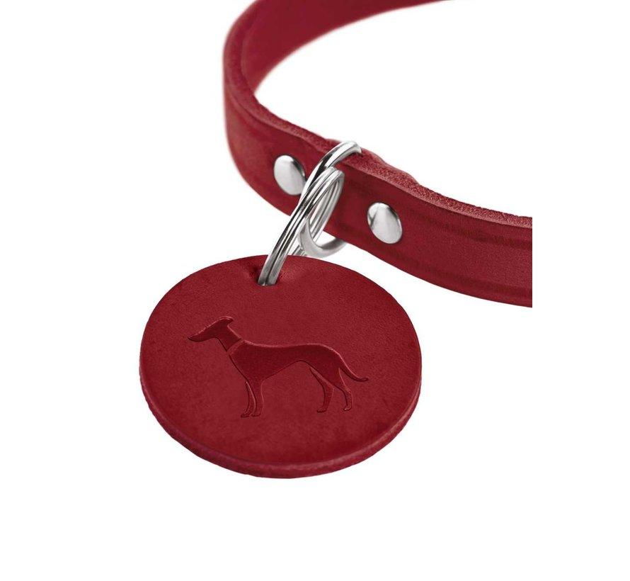 Dog Collar Aalborg Red