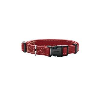 Hunter Dog Collar Canadian Petit Red