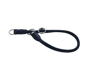 Hunter Sliphalsband Hond Round & Soft Donkerblauw