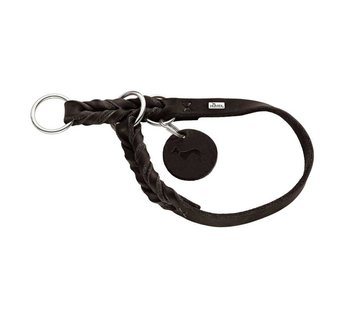 Hunter Training Halsband Hond Solid Education Bruin
