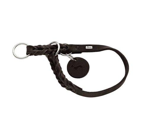 Hunter Training Halsband Hond Solid Education Bruin