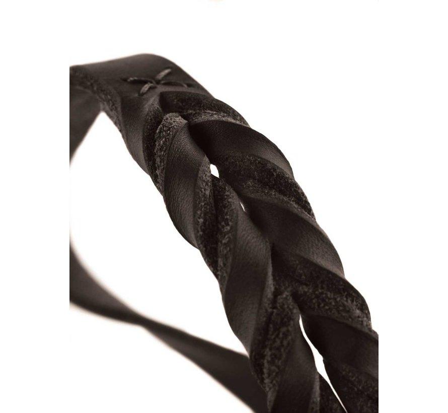 Slip Collar Solid Education Brown