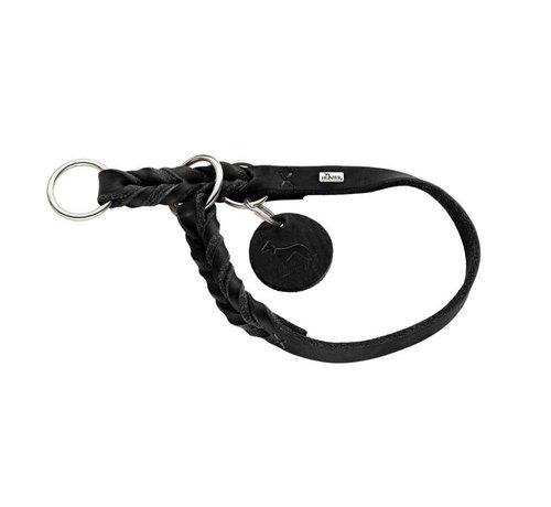 Hunter Training Halsband Hond Solid Education Zwart