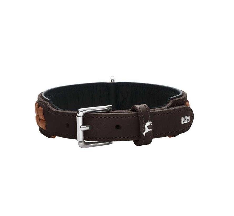 Dog Collar El Paso Brown