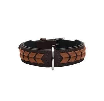 Hunter Dog Collar El Paso Brown